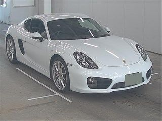 Import and buy PORSCHE CAYMAN 2014 from Japan to Nairobi, Kenya