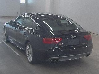 Import and buy AUDI S5 SPORTBACK 2015 from Japan to Nairobi, Kenya