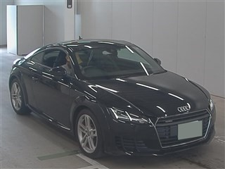 Import and buy AUDI TTCOUPE 2016 from Japan to Nairobi, Kenya