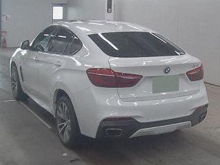 Import and buy BMW X6 2016 from Japan to Nairobi, Kenya