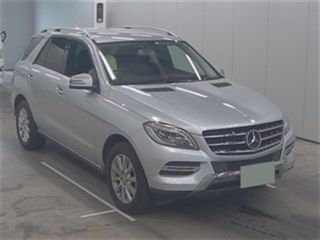 Import and buy MERCEDES BENZ M CLASS 2013 from Japan to Nairobi, Kenya