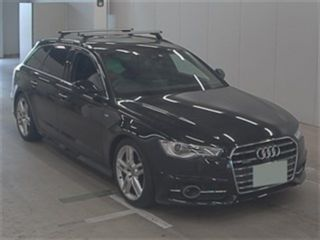 Import and buy AUDI A6 AVANTE 2017 from Japan to Nairobi, Kenya