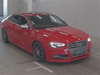 Import and buy AUDI S5 SPORTBACK 2014 from Japan to Nairobi, Kenya