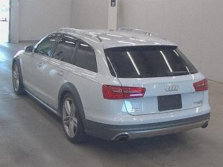 Import and buy AUDI A6 ALLROAD QUATTRO 2013 from Japan to Nairobi, Kenya