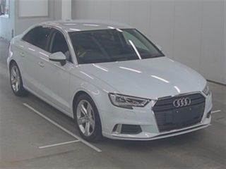 Import and buy AUDI A3 SEDAN 2017 from Japan to Nairobi, Kenya