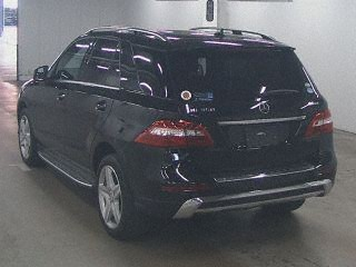 Import and buy MERCEDES BENZ M CLASS 2015 from Japan to Nairobi, Kenya