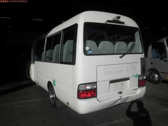 Import and buy TOYOTA COASTER 2013 from Japan to Nairobi, Kenya