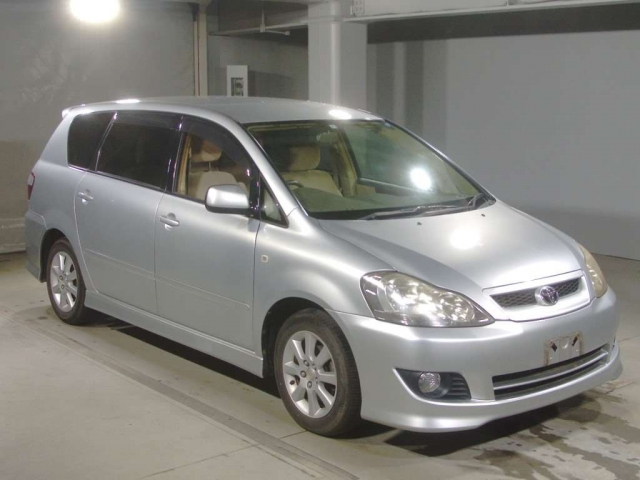 Buy/import TOYOTA IPSUM (2015) to Kenya from Japan auction