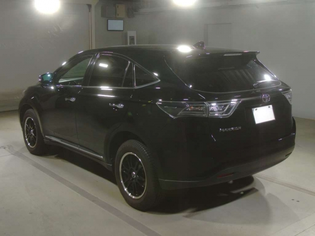 Import and buy TOYOTA HARRIER 2013 from Japan to Nairobi, Kenya