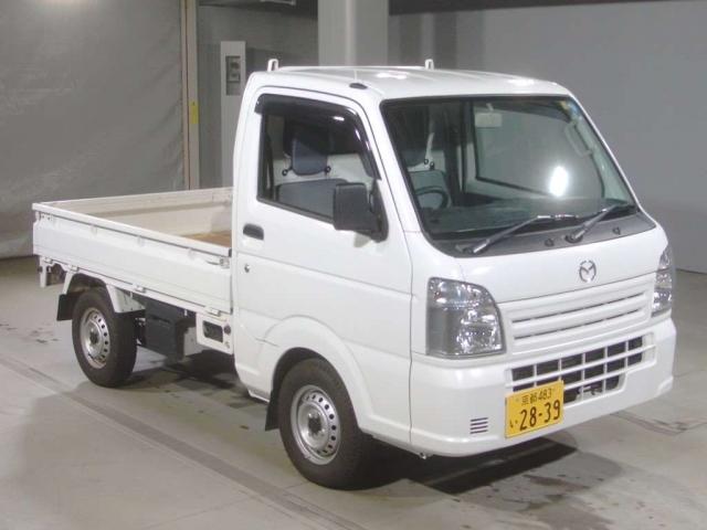 Import and buy MAZDA SCRUM TRUCK 2017 from Japan to Nairobi, Kenya