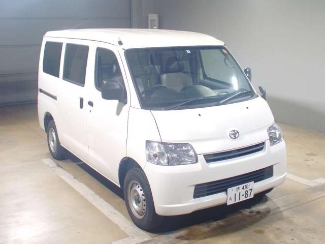 Import and buy TOYOTA LITE ACE VAN 2018 from Japan to Nairobi, Kenya