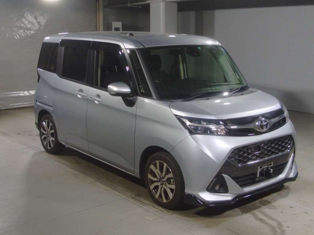 Import and buy TOYOTA TANK 2016 from Japan to Nairobi, Kenya