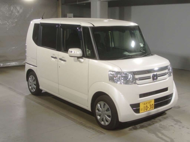 Import and buy HONDA N BOX 2015 from Japan to Nairobi, Kenya