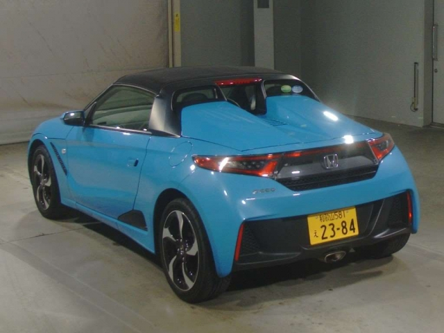 Import and buy HONDA S660 2016 from Japan to Nairobi, Kenya