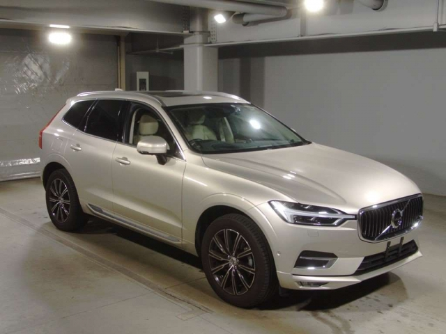 Import and buy VOLVO XC60 2017 from Japan to Nairobi, Kenya