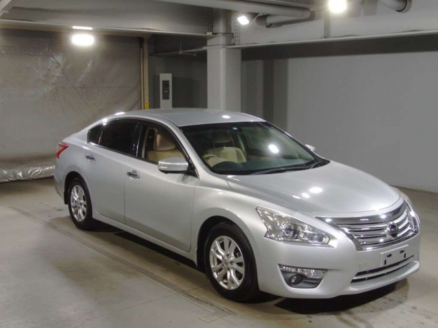 Import and buy NISSAN TEANA 2014 from Japan to Nairobi, Kenya