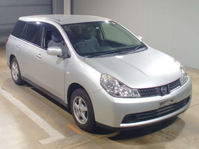 Import and buy NISSAN WINGROAD 2014 from Japan to Nairobi, Kenya