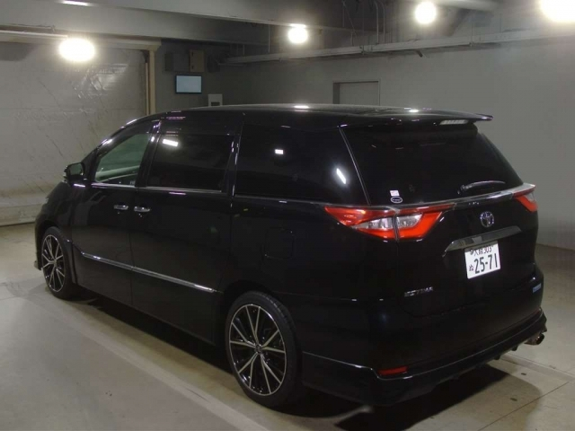 Import and buy TOYOTA ESTIMA 2017 from Japan to Nairobi, Kenya