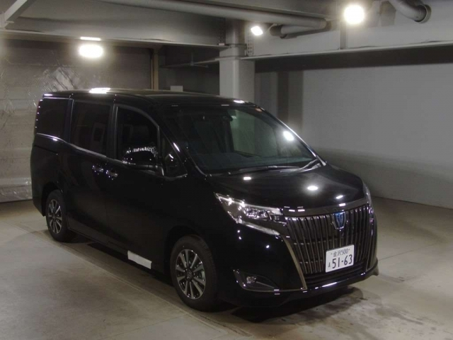 Import and buy TOYOTA ESQUIRE 2021 from Japan to Nairobi, Kenya