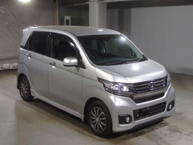 Import and buy HONDA N WGN 2014 from Japan to Nairobi, Kenya