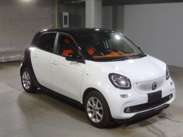 Import and buy SMART FORFOUR 2016 from Japan to Nairobi, Kenya