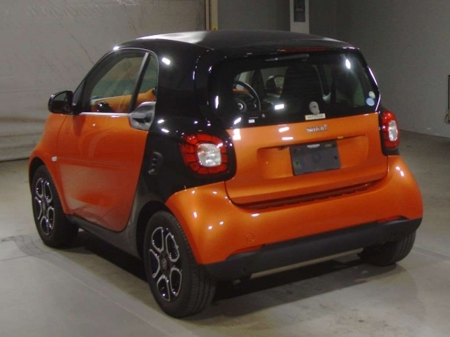 Import and buy SMART FORTWO 2015 from Japan to Nairobi, Kenya