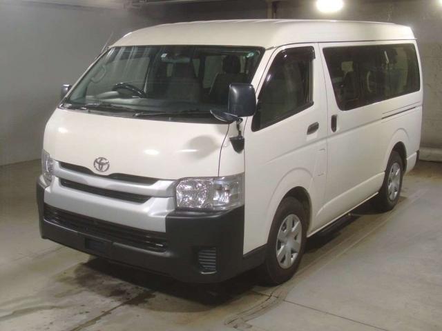 Import and buy TOYOTA HIACE 2016 from Japan to Nairobi, Kenya