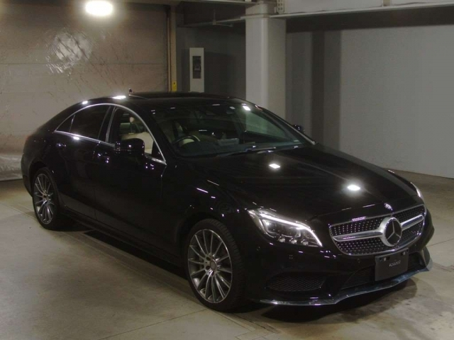 Import and buy MERCEDES BENZ CLS 2015 from Japan to Nairobi, Kenya
