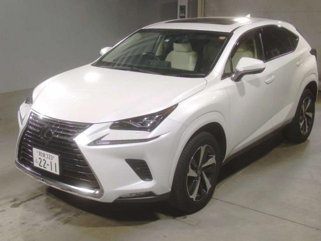 Import and buy LEXUS NX 2019 from Japan to Nairobi, Kenya