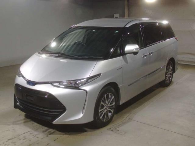 Import and buy TOYOTA ESTIMA HYBRID 2018 from Japan to Nairobi, Kenya