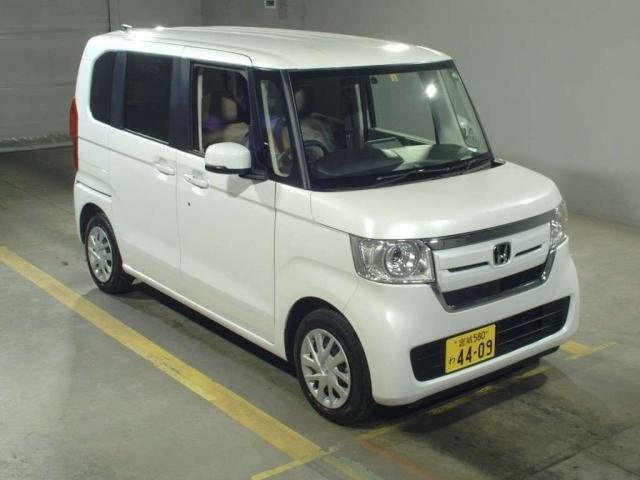 Import and buy HONDA N BOX 2020 from Japan to Nairobi, Kenya