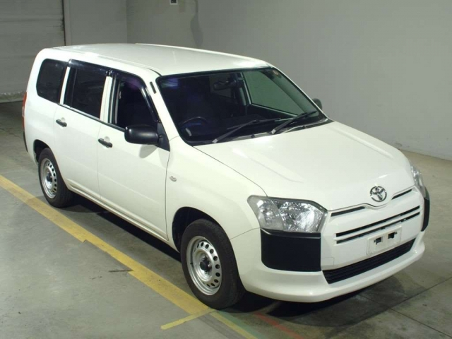 Import and buy TOYOTA SUCCEED VAN 2016 from Japan to Nairobi, Kenya