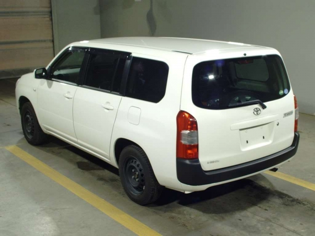 Import and buy TOYOTA SUCCEED VAN 2015 from Japan to Nairobi, Kenya