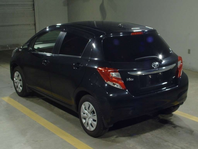Import and buy TOYOTA VITZ 2015 from Japan to Nairobi, Kenya