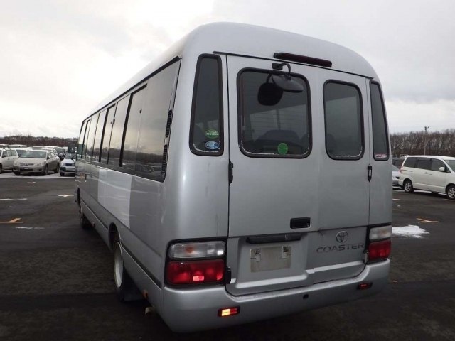 Import and buy TOYOTA COASTER 2015 from Japan to Nairobi, Kenya