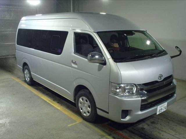 Import and buy TOYOTA HIACE 2020 from Japan to Nairobi, Kenya