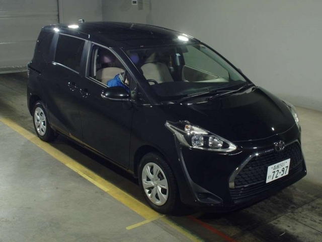 Import and buy TOYOTA SIENTA 2019 from Japan to Nairobi, Kenya