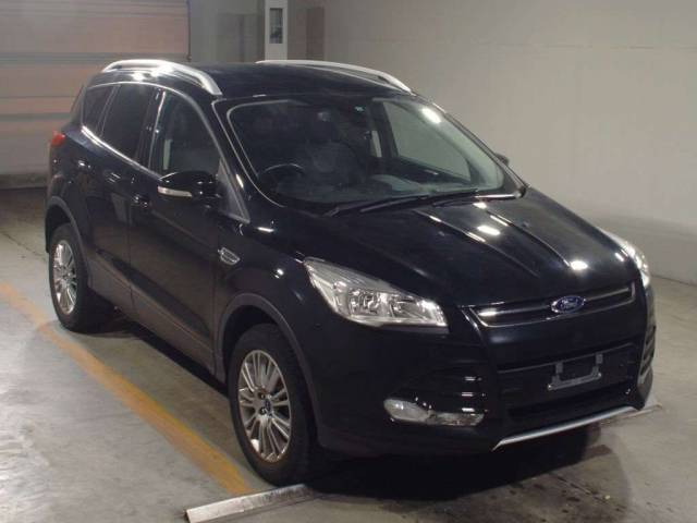 Import and buy FORD KUGA 2015 from Japan to Nairobi, Kenya