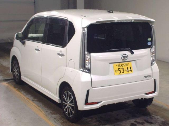 Import and buy DAIHATSU MOVE 2018 from Japan to Nairobi, Kenya