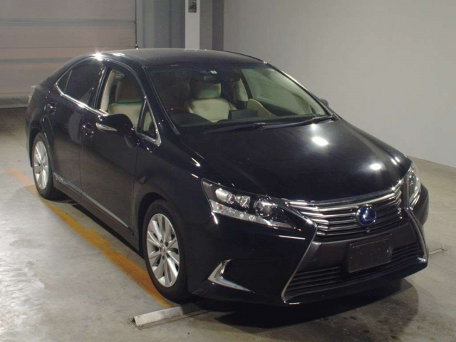 Import and buy LEXUS HS 2015 from Japan to Nairobi, Kenya