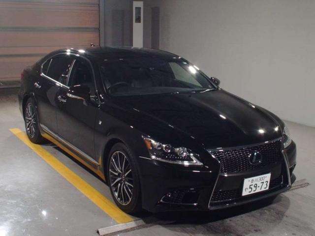 Import and buy LEXUS LS 2014 from Japan to Nairobi, Kenya