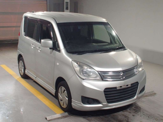 Import and buy SUZUKI SOLIO 2014 from Japan to Nairobi, Kenya