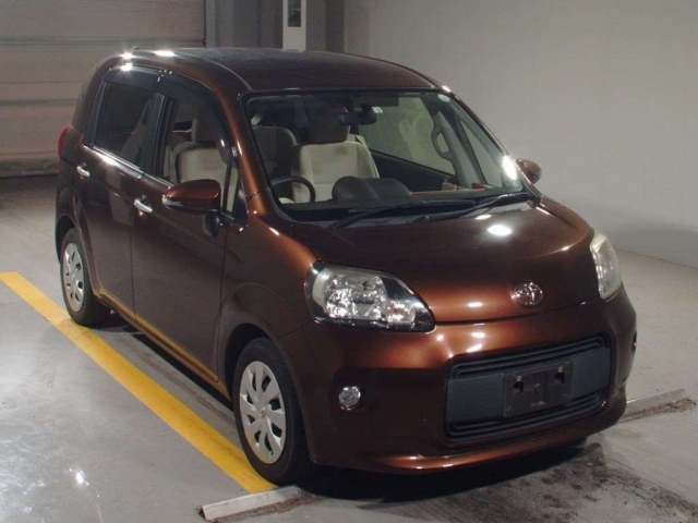 Import and buy TOYOTA PORTE 2014 from Japan to Nairobi, Kenya
