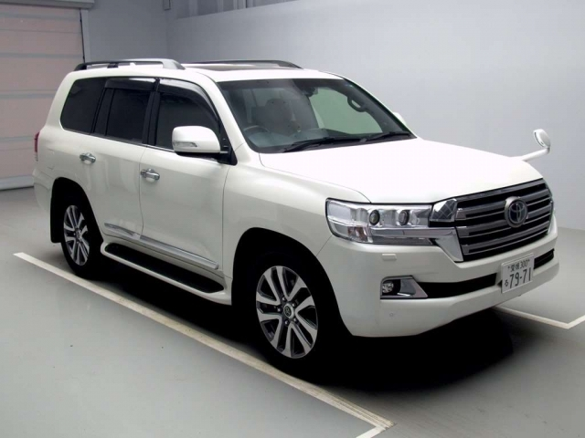 Import and buy TOYOTA LAND CRUISER 2020 from Japan to Nairobi, Kenya