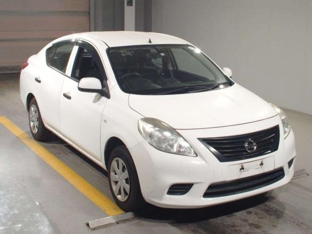 Import and buy NISSAN LATIO 2014 from Japan to Nairobi, Kenya