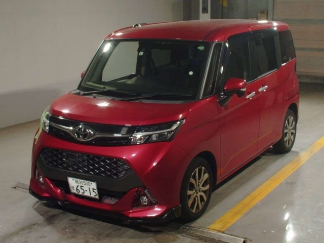 Import and buy TOYOTA TANK 2017 from Japan to Nairobi, Kenya