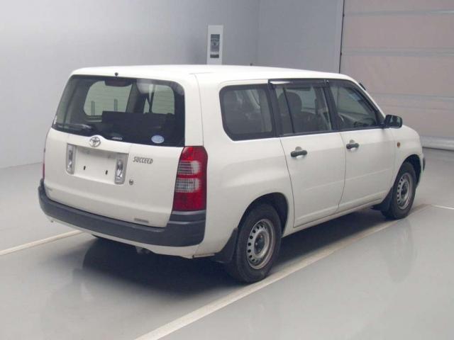 Import and buy TOYOTA SUCCEED VAN 2014 from Japan to Nairobi, Kenya