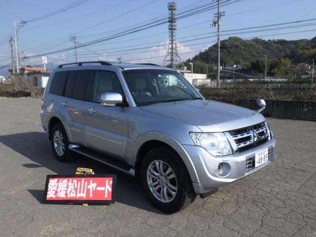 Import and buy MITSUBISHI PAJERO 2014 from Japan to Nairobi, Kenya