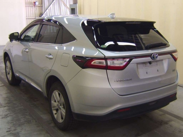 Import and buy TOYOTA HARRIER 2018 from Japan to Nairobi, Kenya