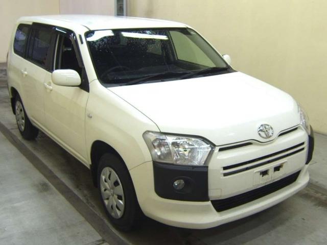 Import and buy TOYOTA SUCCEED VAN 2015 from Japan to Nairobi, Kenya